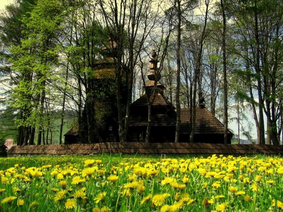 Церков св. Якова в Поворознику, фото: Д. Новак