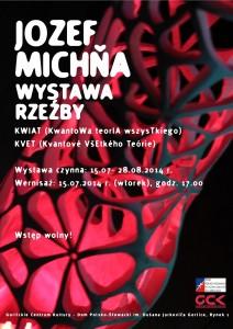 plakat_Jozef_Michňa