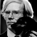 Andy Warhol, fot. Wikipedia