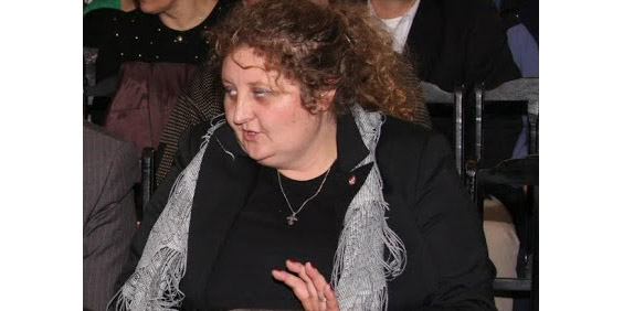др Мирослава Копыстяньска