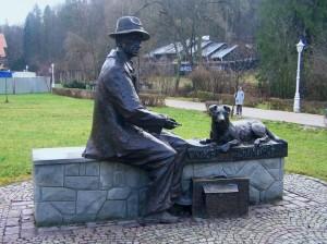 Памятник Епифана Дровняка – Никыфора в Креници-Здрою (фото: Wikipedia)