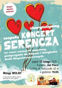Blahodijnyj koncert Serencza 13.02.2015