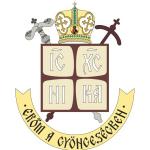 Hajdudorozska archijeparchija logo Wikipedia