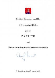 Rusínsky festival Svidník 15