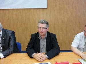 Штефан Лявинец - шеф Світовой Рады Русинів