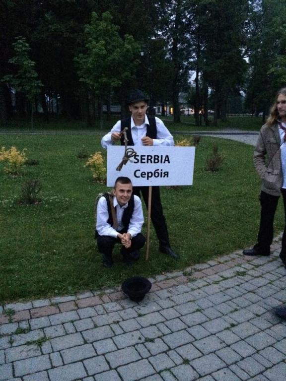 Cвіт під Кычером на Лемковині