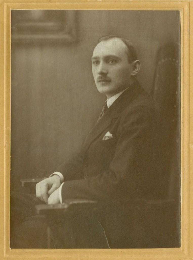 Александер Гнатишак (1890-1943)