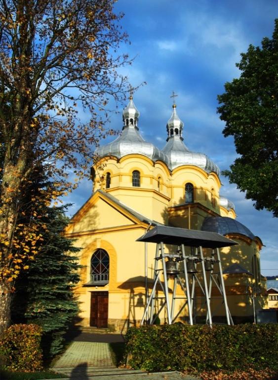 Cerkiew-KrynicaZdrój