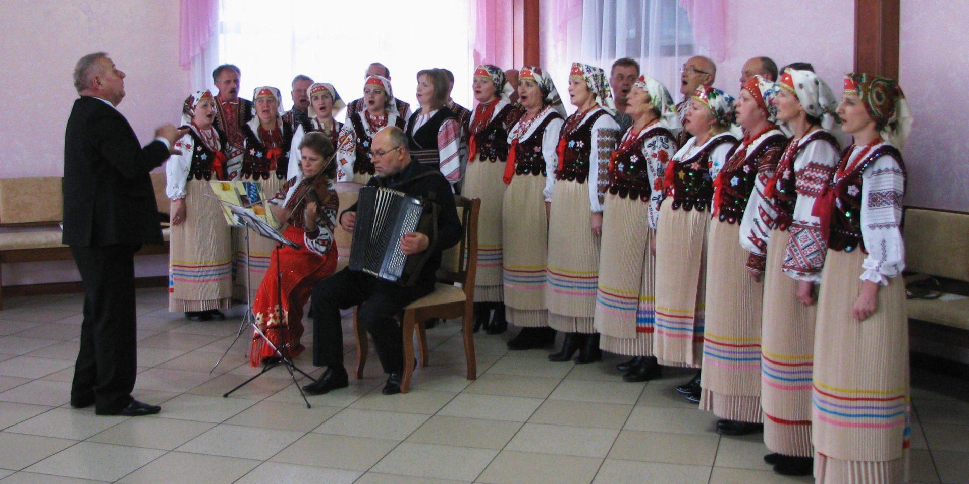 хор Яворина з Монастыриска