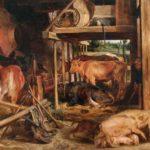 De verloren zoon - Peter Paul Rubens (1618)