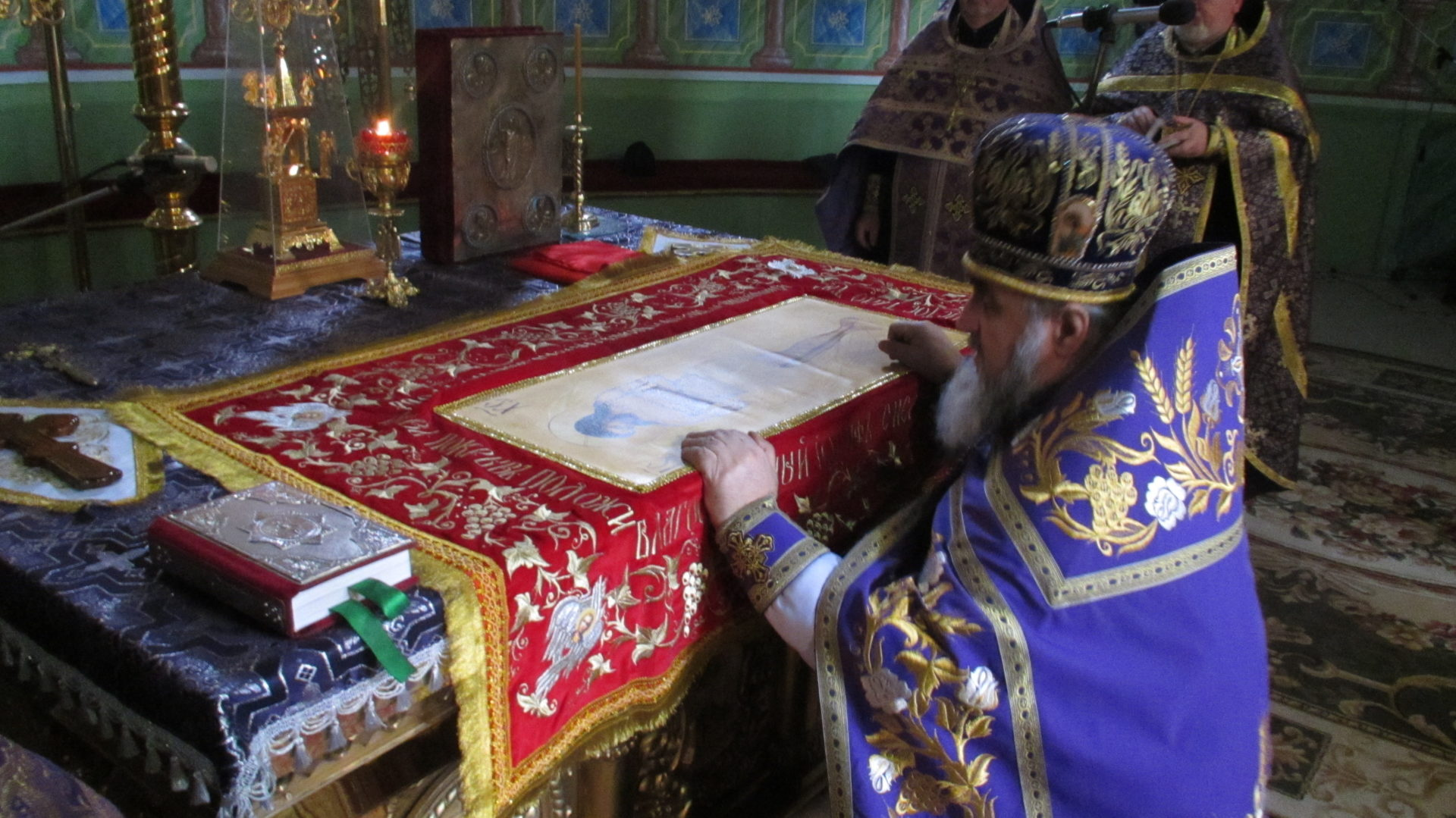 Свято-Крестовоздвыженьскій собор