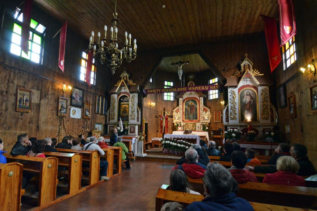 Римокатолицкій костел св. Станіслава