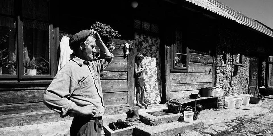 Łemkowie w obiektywie polskiego fotografa