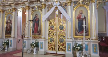Свята Літургія з церкви св. верховных апостолів Петра і Павла в Камюнці – неділя, 12.00 год.