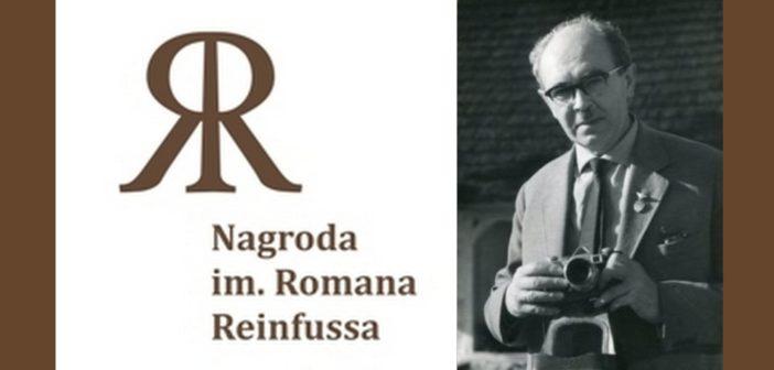 Выбрано тогорічных лавреатів нагороды ім. Р. Райнфуса