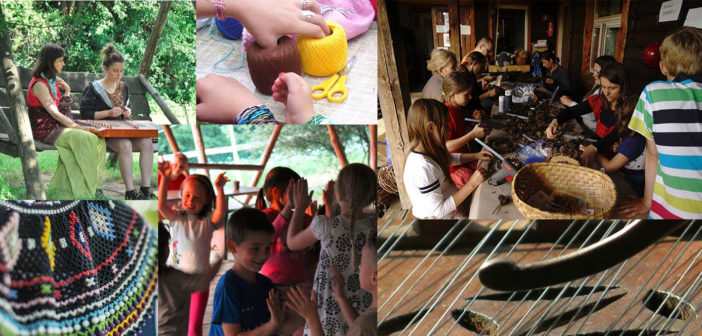 Для меншых і більшых – табір в Завадці