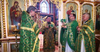 Пренос літургіі з церкви Св. Тройці в Любіні – неділя, 12.30 год.