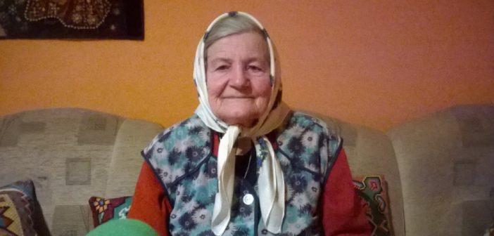 Марина Цєсля: Бог нас не лишыл – проґрам «Там в горах Карпатах» – част 6
