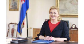Президент Колінда Ґрабар-Кітарович