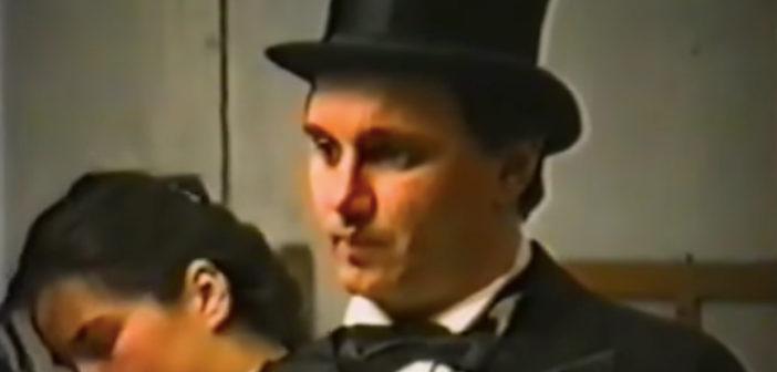Андрий Копча в драмі «Одтяты коріня»