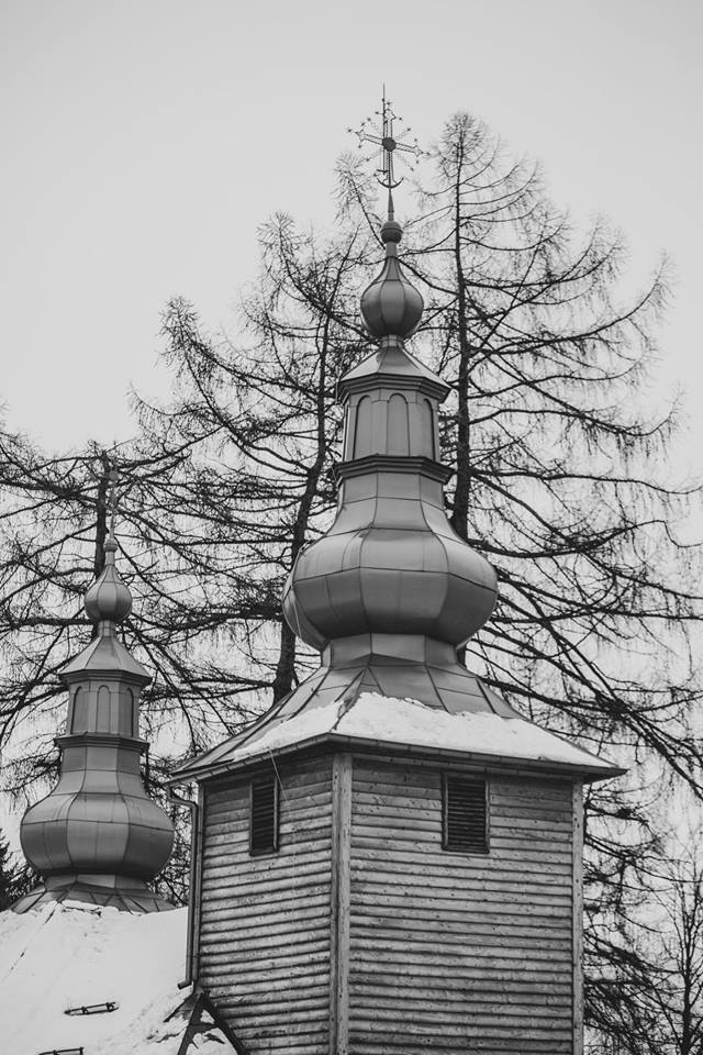 Церков в Солотвинах, фот. Каміль Палюшек, фб: Cerkwie та Pełny Kadr Kamil Paluszek