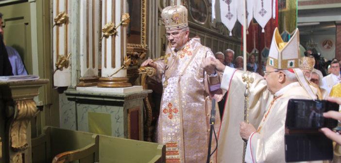 В Руськім Керестурі інтронізовали першого єпарху