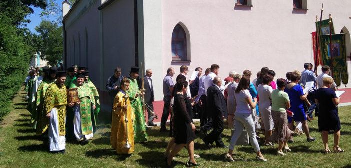 70 років церкви в Любіні
