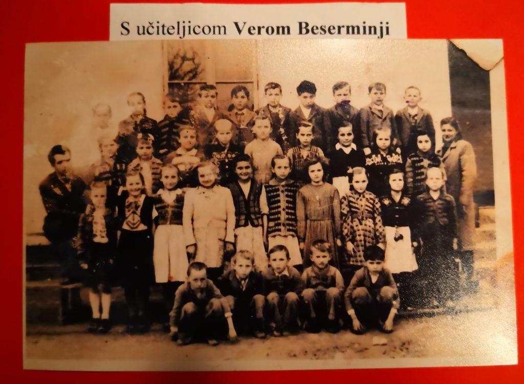 Русиньска школа в Петровцях