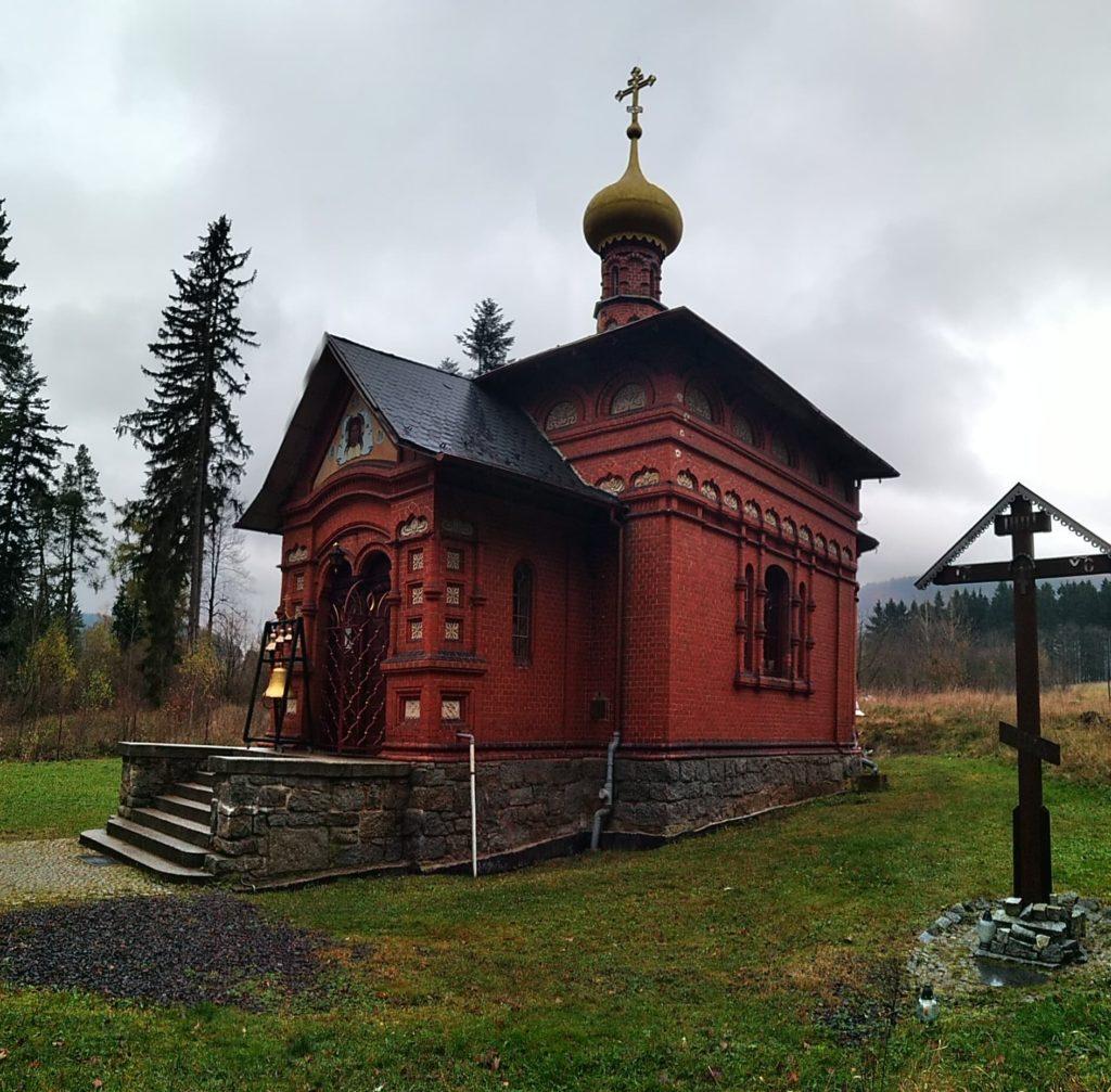 церков св. Михала Архангела в Соколовску