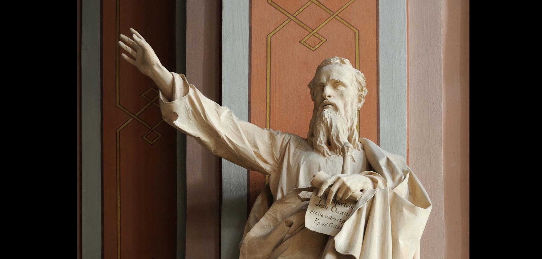 Апостол Павел з писмом Колосанам