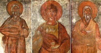 Праотці Адам,Авель,Сет