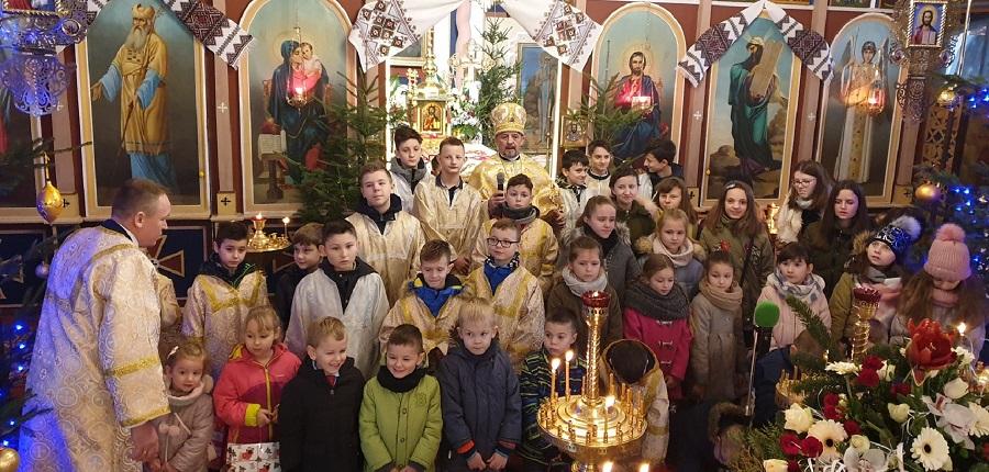 Церков Св. Михала Архангела в Пшемкові