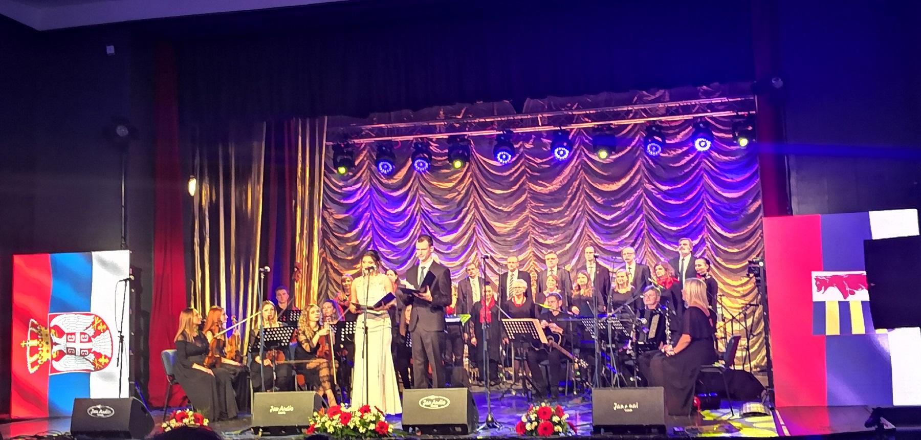 Академія присвячена ХІІІ. Нацийональному Святу Русинів Сербіі 2020 р.