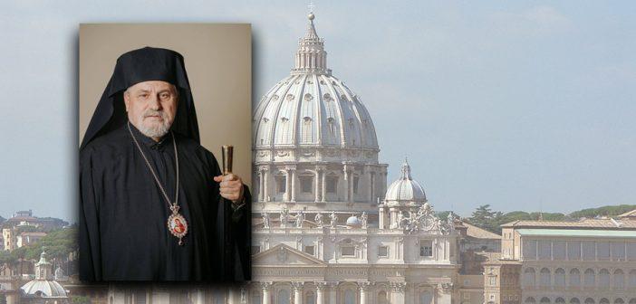 Папа Франціск выменовав нового секретаря восточной конґреґації