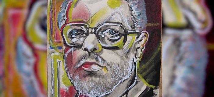 Портрет выконаный через Збіґнєва Кресоватого / Вікіпедия