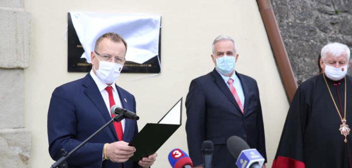 Председа словацького парламенту ся оправдав Ґрекокатолицькій церькви за зрушіня комуністами