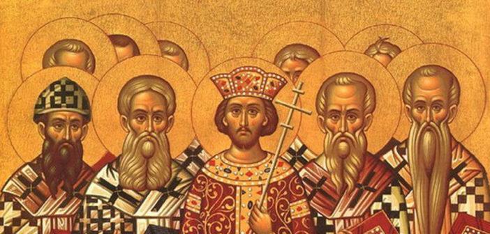 «Слово» – Неділя святых отців 1-го Нікейского собора – неділя, 9.00 год.
