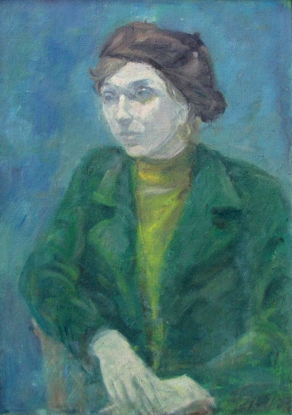 Михал Чабала: Жена.