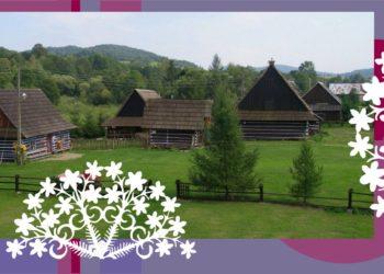 Фото з Музею-скансену лемківской культуры в с. Зындранова