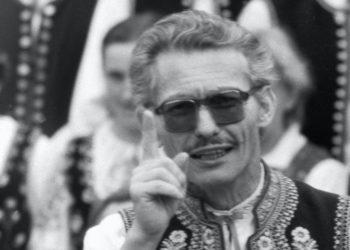 Павел Стефановскій (1932 - 2021); фот. П. Басалыґа